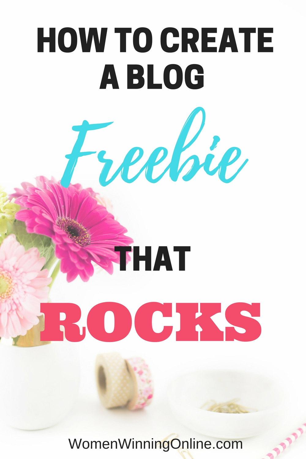 Do you need a good freebie for your blog? Is your blog opt-in offer not working at all?! Check out these 7 steps to create an awesome blog opt-in offer that rocks!